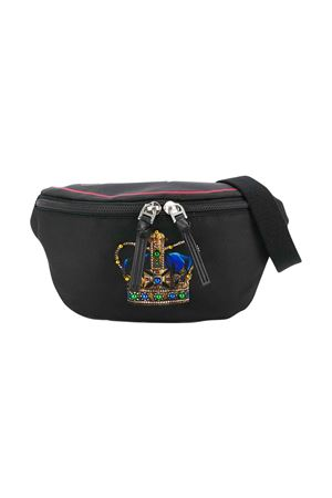 Black pouch Dolce & Gabbana kids  Dolce & Gabbana kids | -962723037 | EM0072AN034HNV93