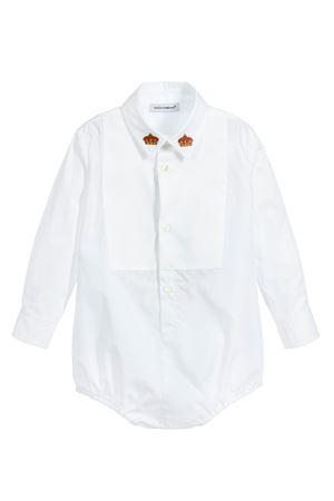 White body Dolce&Gabbana kids Dolce & Gabbana kids | 32 | L11O69G7VUGW0800