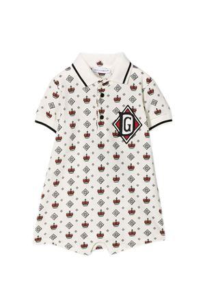 White romper Dolce & Gabbana kids  Dolce & Gabbana kids | 1491434083 | L1JO9MG7VHDHA71C