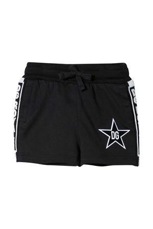 Black shorts Dolce & Gabbana kids  Dolce & Gabbana kids | 30 | L1JQF8G7VCCN0000