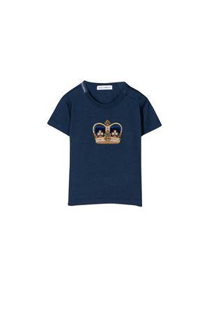 Blue t-shirt Dolce & Gabbana kids  Dolce & Gabbana kids | 8 | L1JT6SG7VJSB1823