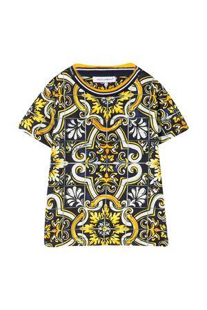 T-shirt Dolce e Gabbana kids Dolce & Gabbana kids | 8 | L1JT7WHS7CVHB1MQ