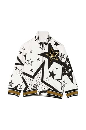 White sweatshirt Dolce & Gabbana kids  Dolce & Gabbana kids | -108764232 | L1JW7FG7VBOHA66B