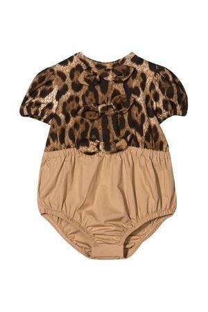 Dolce & Gabbana kids animal romper  Dolce & Gabbana kids | -1617276553 | L2JOT3G7WRLS9000