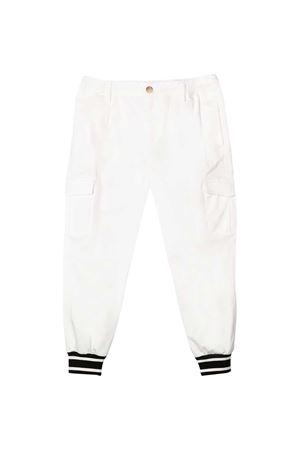 White pants Dolce & Gabbana kids  Dolce & Gabbana kids | 9 | L43P28FUFJRW0001