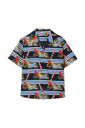 Camicia a manica corta Dolce&Gabbana kids Dolce & Gabbana kids | 5032334 | L43S06HS5GSHB53D