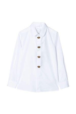 Camicia bianca  Dolce & Gabbana kids Dolce & Gabbana kids | 5032334 | L43S14G7VNOW0800
