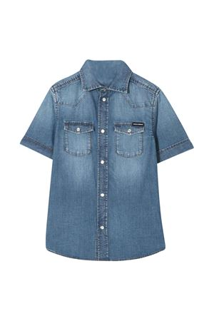 Dolce and Gabbana kids denim shirt Dolce & Gabbana kids | 5032334 | L43S18LD883B1823