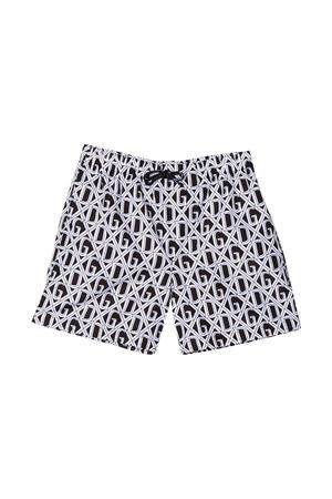 Costume da bagno nero Dolce & Gabbana kids Dolce & Gabbana kids | 472998872 | L4J818HSMH6HN67C