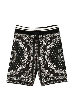 Bermuda nero Dolce e Gabbana kids Dolce & Gabbana kids | 5 | L4JQF0G7VEUHN63C