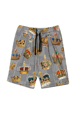 Bermuda a righe diagonali Dolce & Gabbana kids Dolce & Gabbana kids | 5 | L4JQG5HS7ALHH20E