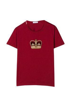 Red t-shirt Dolce & Gabbana kids  Dolce & Gabbana kids | 8 | L4JT6SG7VJSR0226