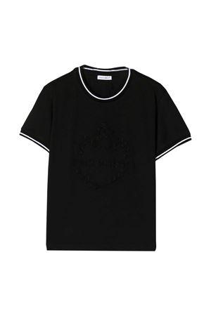 Black t-shirt Dolce & Gabbana kids  Dolce & Gabbana kids | 8 | L4JT8AG7VEBN0000