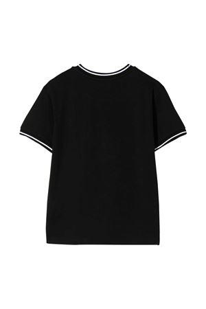 T-shirt nera Dolce & Gabbana kids Dolce & Gabbana kids | 8 | L4JT8AG7VEBN0000