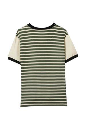 Two-tone T-shirt Dolce & Gabbana kids  Dolce & Gabbana kids   8   L4JT8AG7VLPHA1EN