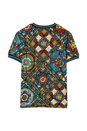 T-shirt multicolore Dolce & Gabbana kids Dolce & Gabbana kids | 8 | L4JT8AHS7AIHH94C
