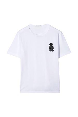 T-shirt bianca Dolce & Gabbana kids Dolce & Gabbana kids | 8 | L4JTAUG7VEFW0800