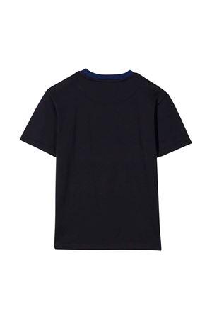 T-shirt nera con stampa multicolor Dolce&Gabbana kids Dolce & Gabbana kids | 8 | L4JTBIG7VYBS9000