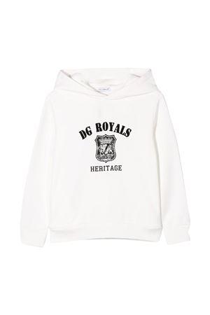 White sweatshirt Dolce & Gabbana kids  Dolce & Gabbana kids | 5032280 | L4JW2UG7VOEHW10E