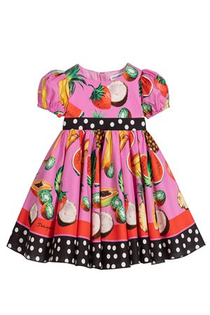 Pink dress with