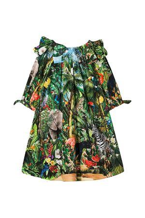 Dolce & Gabbana kids girl patterned dress Dolce & Gabbana kids | 11 | L52DI9G7WOEHD1RH