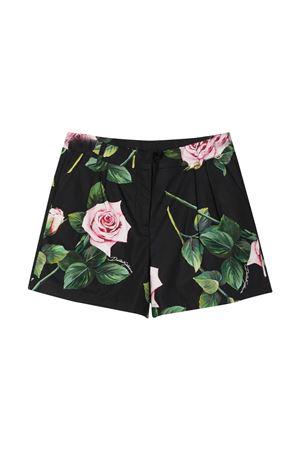Black shorts Dolce & Gabbana kids  Dolce & Gabbana kids | 30 | L52Q24HS5GGHN96C