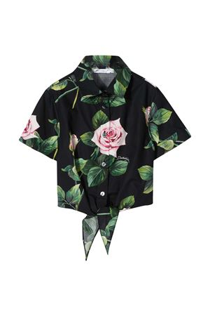 Black shirt Dolce & Gabbana kids  Dolce & Gabbana kids | 5032334 | L54S05HS5GGHN96C