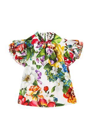 Blusa multicolore Dolce e Gabbana kids Dolce & Gabbana kids | 194462352 | L54S58HS5F9HA1AK