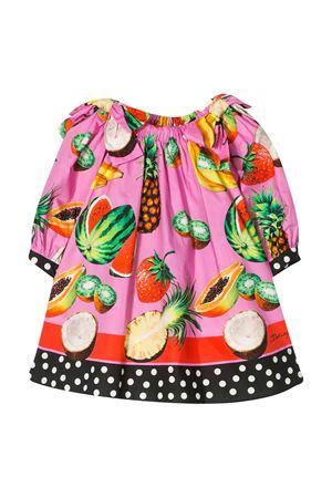 Fuchsia Dolce & Gabbana kids dress  Dolce & Gabbana kids | 194462352 | L54S91G7WRHHF1QG