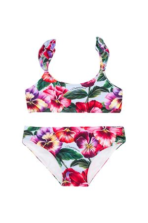 White swimsuit Dolce & Gabbana kids  Dolce & Gabbana kids | 85 | L5J817FSGRZHC1BN