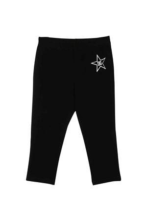 Black leggings Dolce & Gabbana kids  Dolce & Gabbana kids | 411469946 | L5JP6EFUGFJN0000