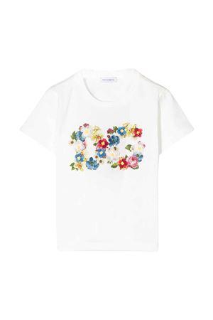 White t-shirt Dolce & Gabbana kids  Dolce & Gabbana kids | 8 | L5JTBOG7VVXHA1AM