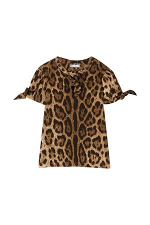 Leopard print t-shirt Dolce&Gabbana kids Dolce & Gabbana kids | 8 | L5JTFGFS78SHY13M