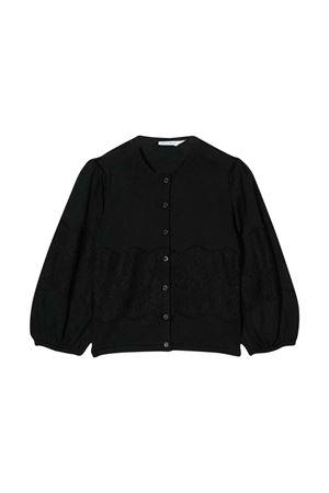 Black cardigan Dolce & Gabbana kids  Dolce & Gabbana kids | 39 | L5KW42JASJVN0000