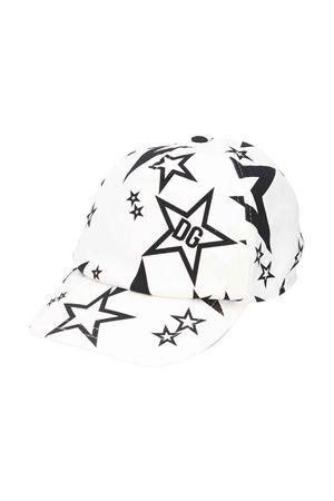 Cappello bianco Dolce & Gabbana kids Dolce & Gabbana kids   75988881   LBJH51FS7CSHA36C