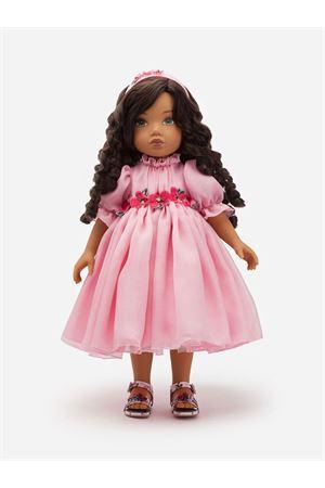 Doll with chiffon dress Dolce & Gabbana kids Dolce & Gabbana kids | 90000011 | LCJA19G7VAXS9000