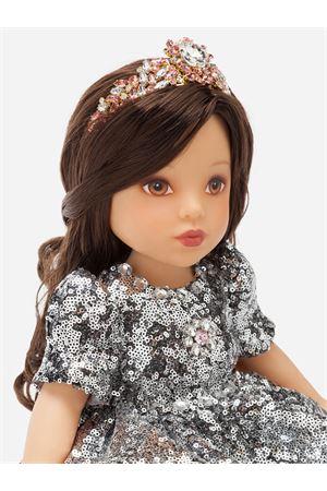 Doll with sequin dress Dolce&Gabbana kids Dolce & Gabbana kids | 90000011 | LCJA21G7VAZS9000