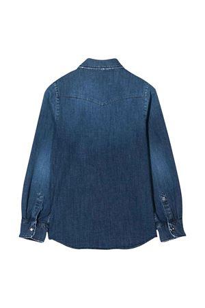 Camicia denim effetto slavato Dondup kids DONDUP KIDS | 5032334 | BC072DS0278AL7800