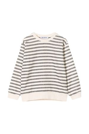 Maglione bianco a righe Dondup kids DONDUP KIDS | -108764232 | BF056FY0008XXX894