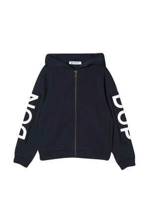 Black Dondup Kids sweatshirt  DONDUP KIDS | 5032280 | BF067FY0012ZA10894