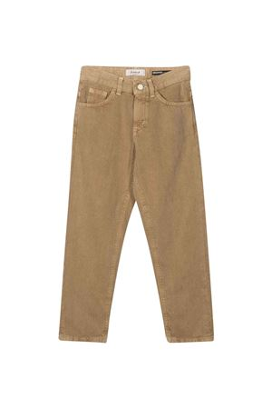 Dondup kids teen sand trousers  DONDUP KIDS | 9 | BP215BFE013EPT029T