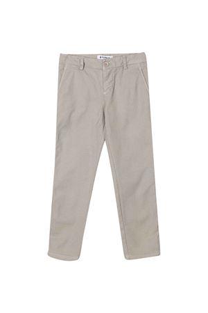 Dondup kids gray trousers teen DONDUP KIDS | 9 | BP227TY0046PTD039T
