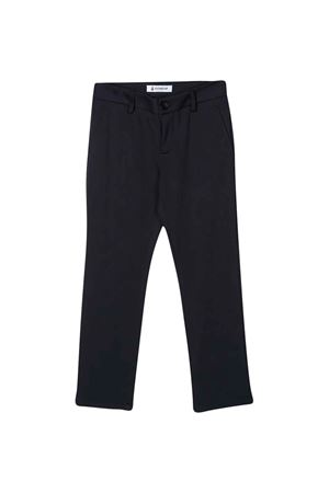 Dondup kids black trousers DONDUP KIDS | 9 | BP227TY0055XXX897