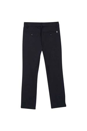 Dondup kids teen black trousers  DONDUP KIDS | 9 | BP227TY0055XXX897T