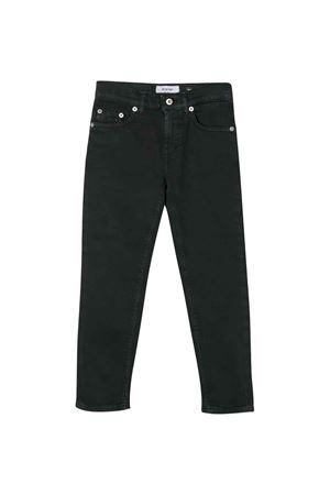 Dondup Kids teen dark gray denim jeans DONDUP KIDS | 9 | BP249BSE027AL3992T