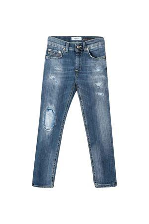 Jeans effetto vissuto Dondup kids DONDUP KIDS   9   BP249DS112AI2800
