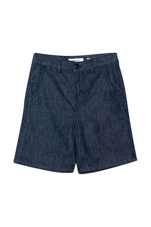 Dondup Kids dark blue denim bermuda DONDUP KIDS | 5 | BP252DF0233AL2W800T