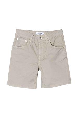 Dondup Kids teen beige bermuda shorts  DONDUP KIDS | 5 | BP253GSE046PTD039T