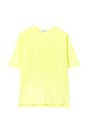 Yellow Dondup kids t-shirt  DONDUP KIDS | 5032307 | BS138JY0016BZA19UNI
