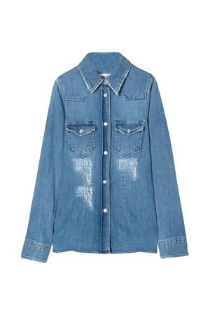 Dondup kids denim shirt  DONDUP KIDS | 5032334 | YC158DS0278AL8800